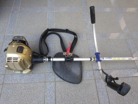 マキタ4サイクル刈払い機