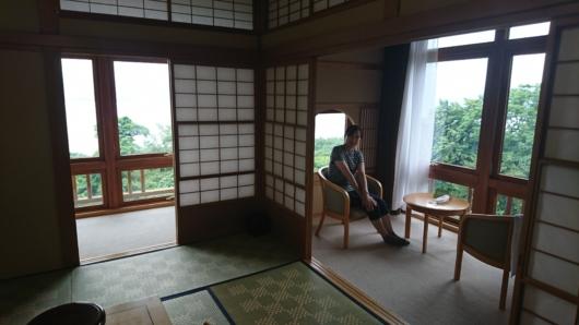 十和田ホテル和室特別室