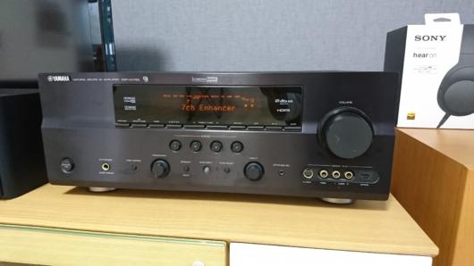 AVアンプ YAMAHAのDSP-AX763